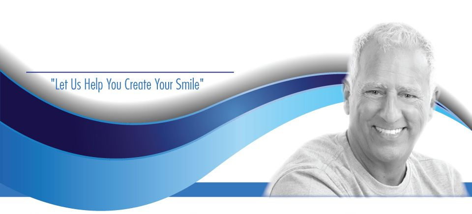 """Let Us Help You Create Your Smile - Smiling man"