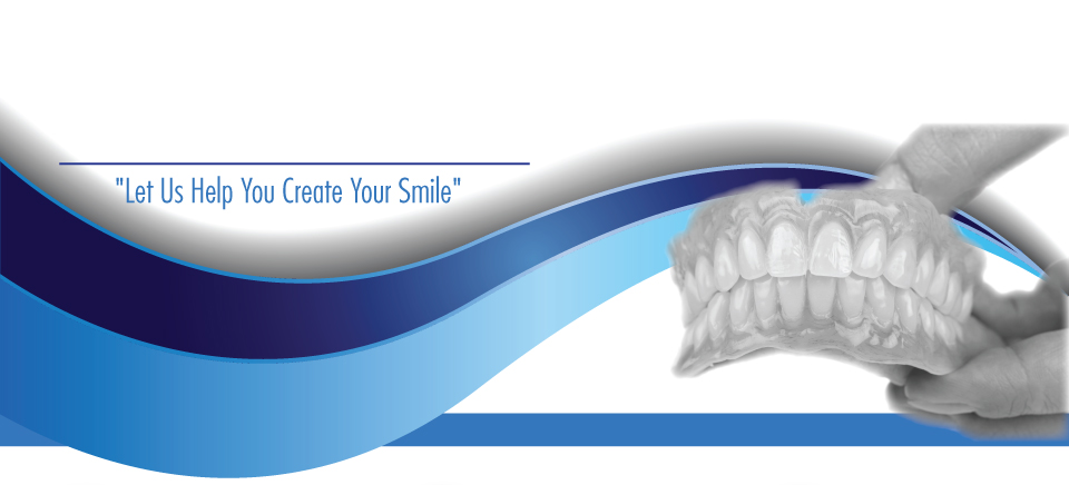 """Let Us Help You Create Your Smile""-immediate denture"